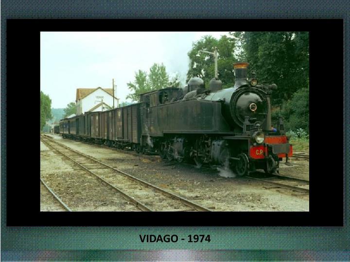 VIDAGO - 1974