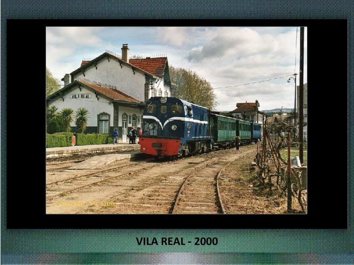 VILA REAL - 2000