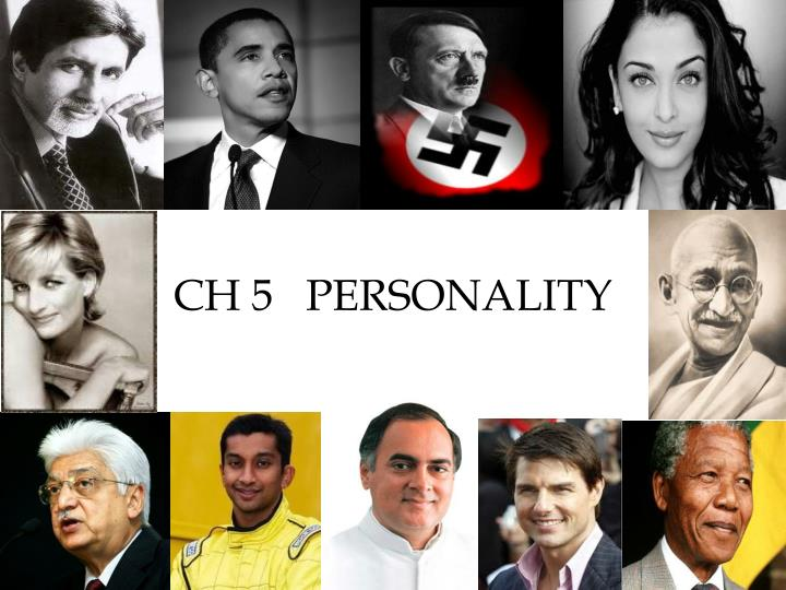 ch 5 personality n.