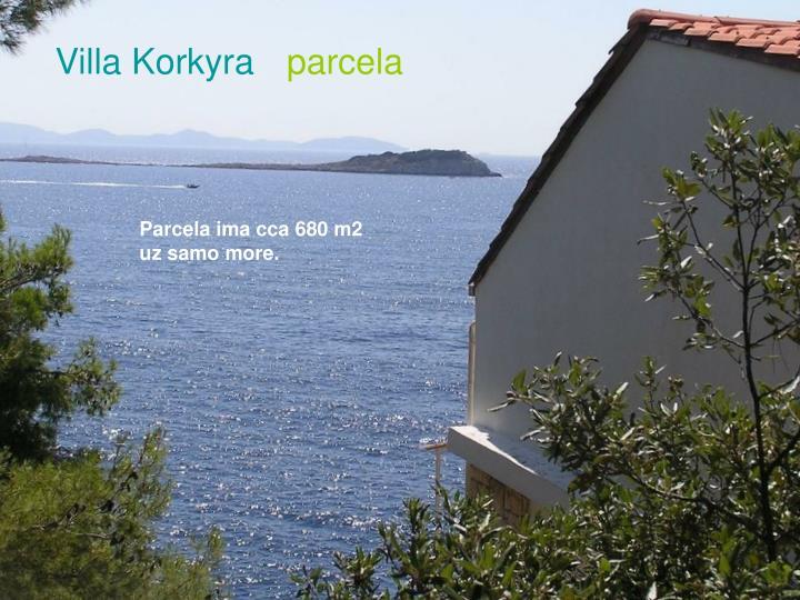 Villa Korkyra