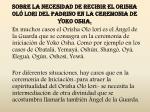 sobre la necesidad de recibir el orisha ol lori del padrino en la ceremonia de yoko osha2