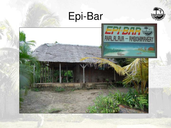Epi-Bar