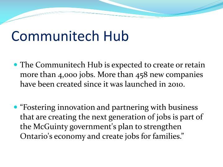 Communitech Hub