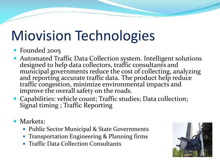 Miovision Technologies