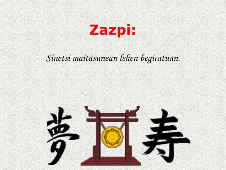 Zazpi: