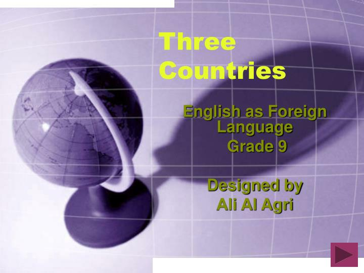 three countries n.