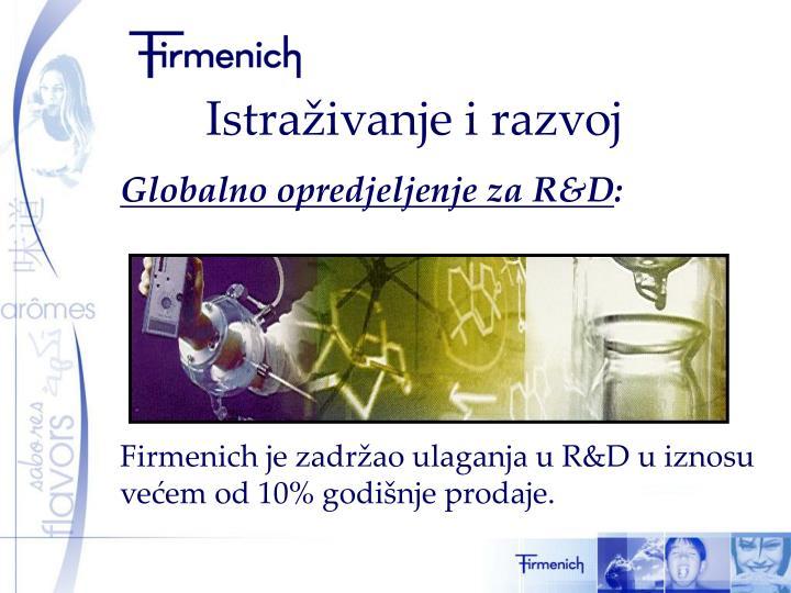 Istraživanje i razvoj