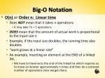 big o notation3