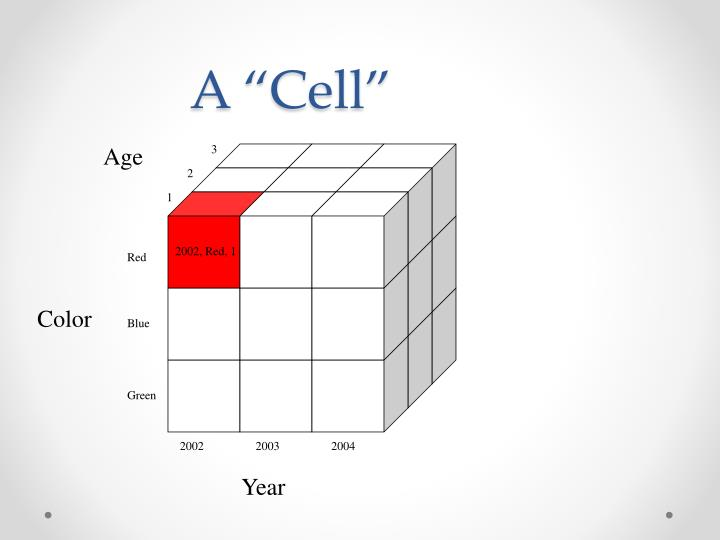 """A """"Cell"""""""