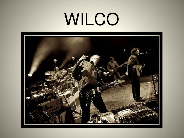 wilco n.