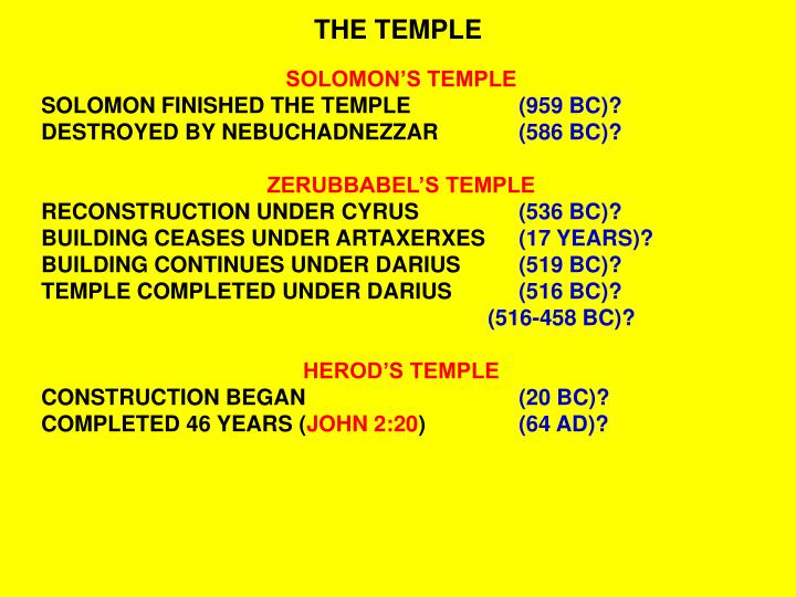 the temple n.