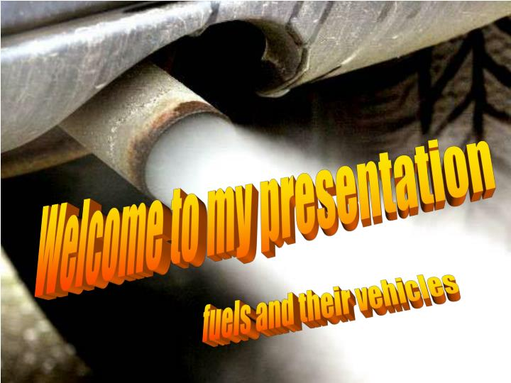 Ppt Welcome To My Presentation Powerpoint Presentation