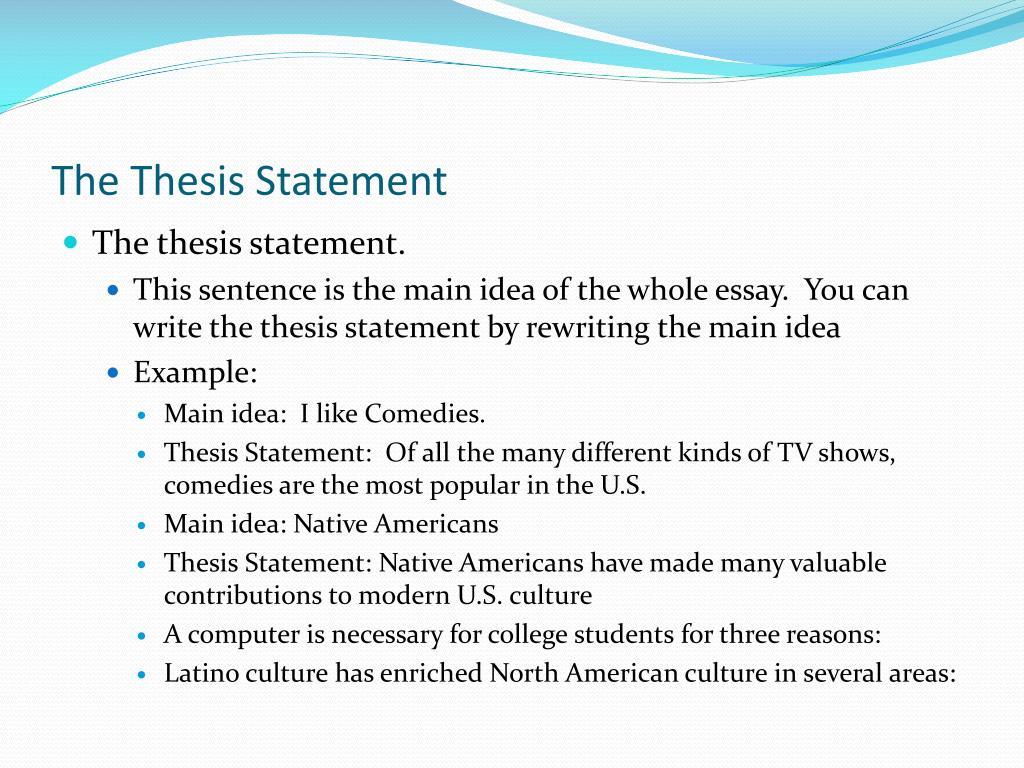 Ingilizce essay