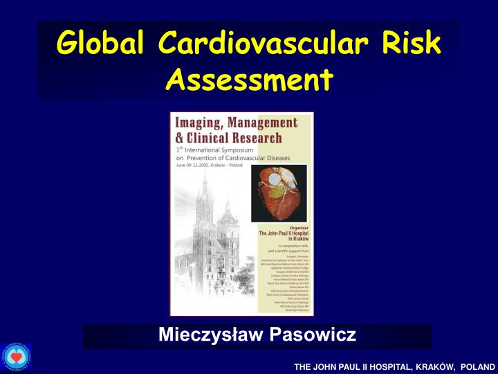 global cardiovascular risk assessment n.