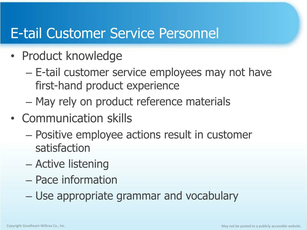 PPT - Customer Service Strategies PowerPoint Presentation - ID:5311522