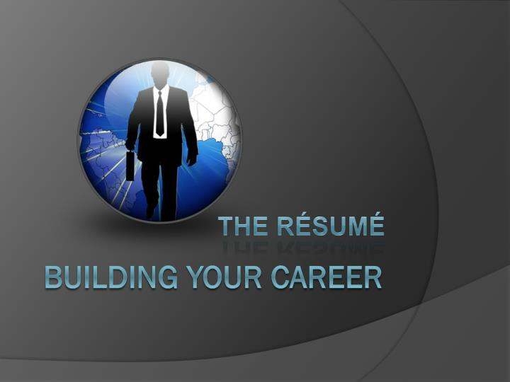 building your career n.