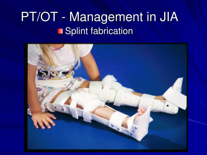 PT/OT - Management in