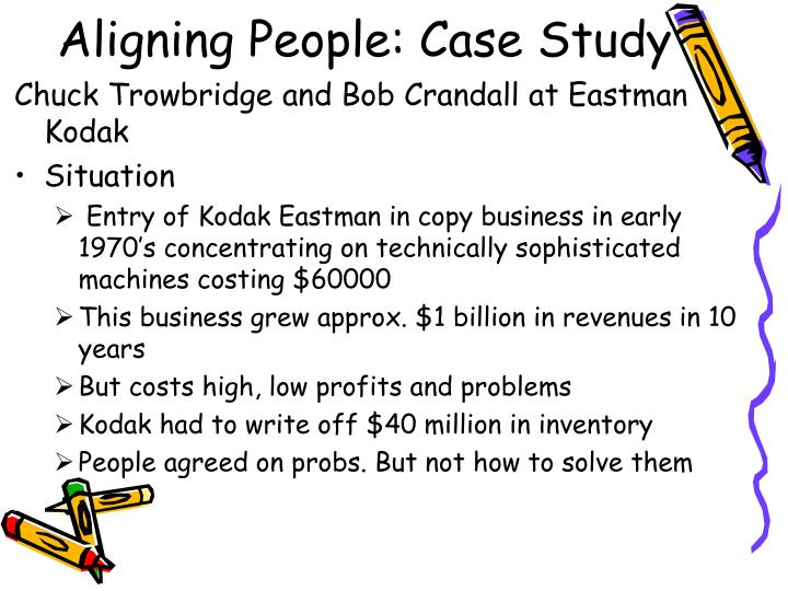 eastman kodak company case study solution