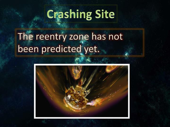 Crashing Site