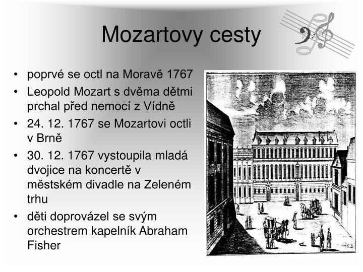 Mozartovy cesty