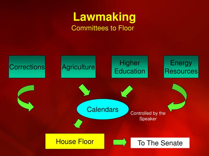 Lawmaking
