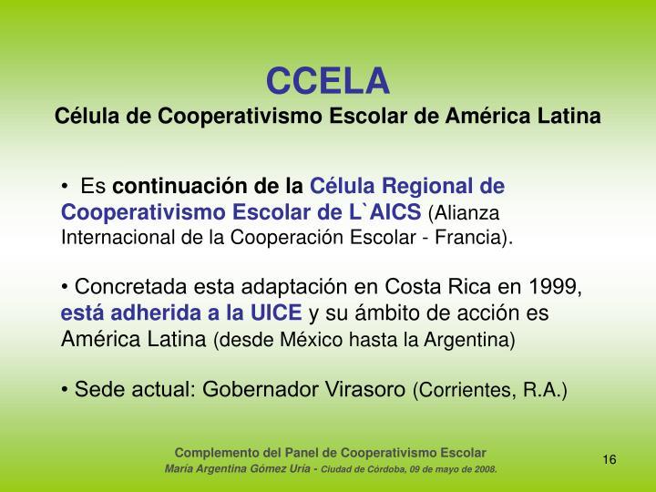 CCELA