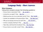 language study short answers1