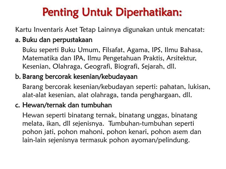 Penting