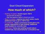 dust cloud expansion13