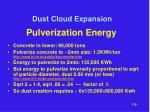 dust cloud expansion19