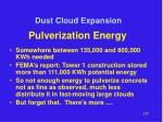 dust cloud expansion20