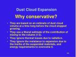 dust cloud expansion34