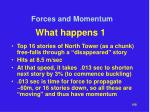 forces and momentum11
