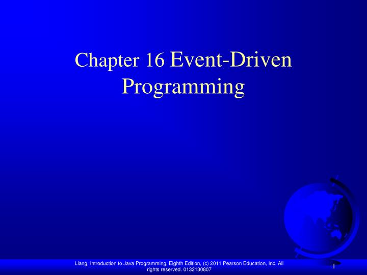 chapter 16 event driven programming n.