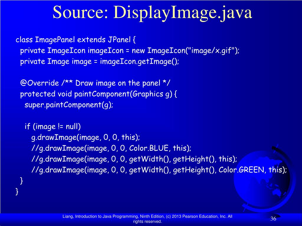 PPT - INF120 Basics in JAVA Programming AUBG, COS dept