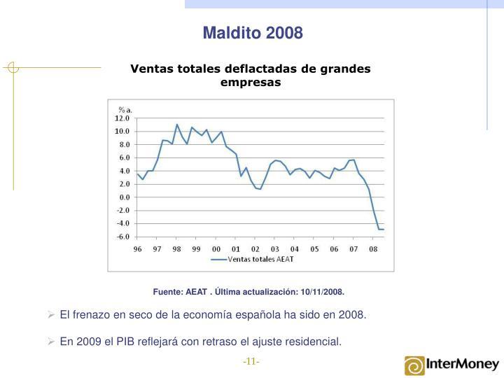 Maldito 2008