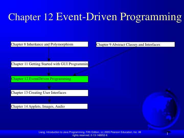 chapter 12 event driven programming n.
