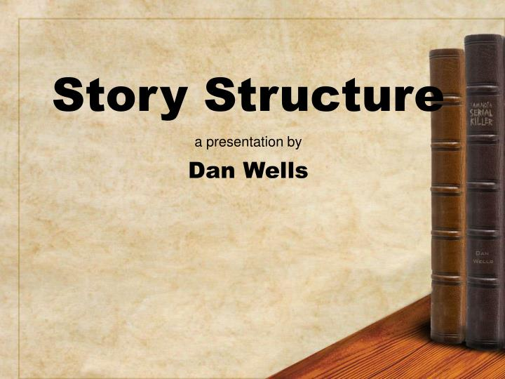 story structure n.