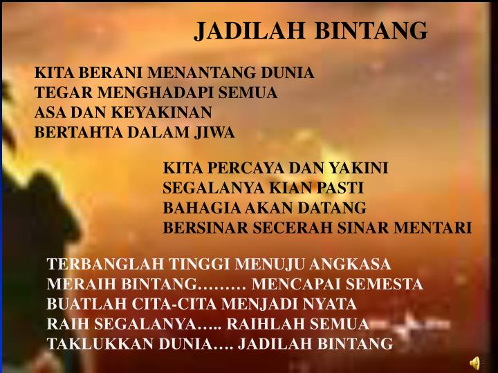 JADILAH