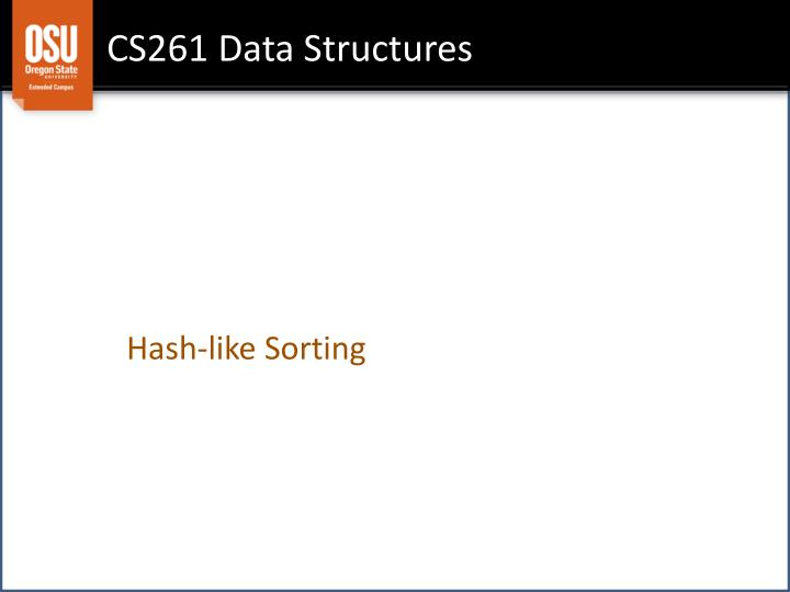 cs261 data structures n.