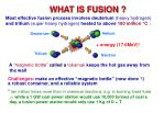 what is fusion1
