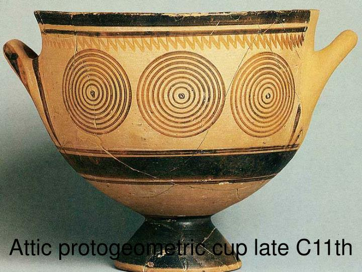 Ppt The Development Of Greek Vase Decoration Powerpoint
