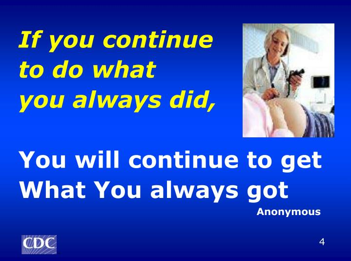 If you continue