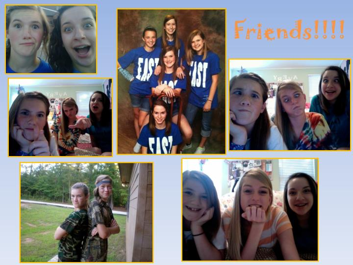 Friends!!!!