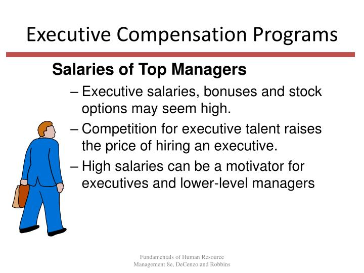 earnings management and executive compensation Executive compensation is not only a consideration close to the pocket book  in the event of a restatement of earnings,  and risk management.