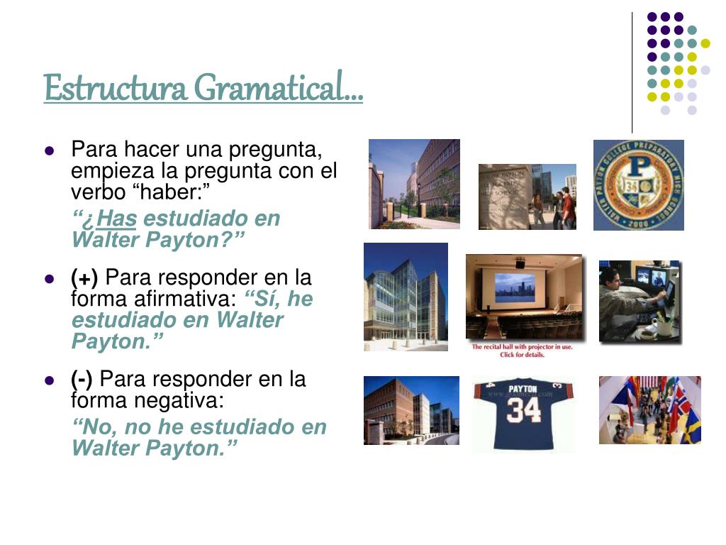 Estructura Gramatical Afirmativa Ingles - 2021 idea e ...