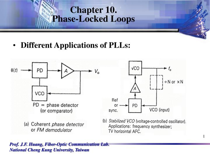 chapter 10 phase locked loops n.