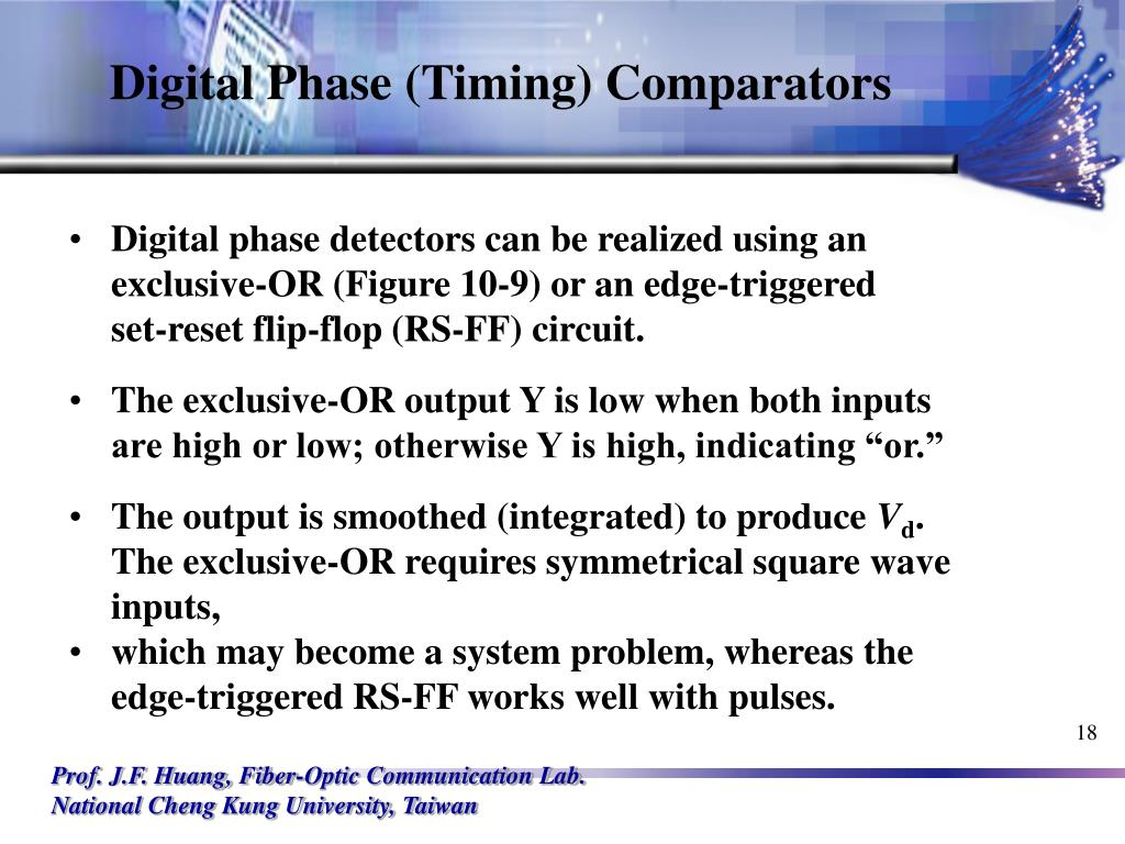 PPT - Chapter 10  Phase-Locked Loops PowerPoint Presentation