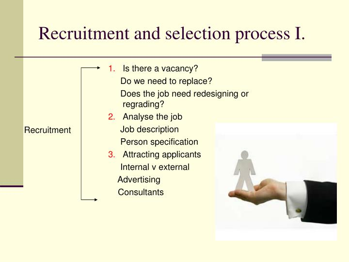 study od recruitment and selection process Executive summary title: study of recruitment and selection procedure duration: 2 months company: young & grow this is a project about the study of recruitment procedure and selection procedure carried out at young & grow group of companies and to learn about the different processes used for recruitment.