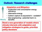 outlook research challenges1